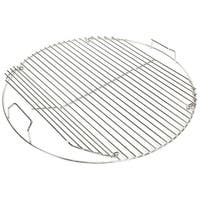 Grill Care 17433 Hinged Grid Grill, Stainless Steel, 18.5""
