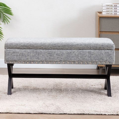 Barry Upholstered Storage Bench
