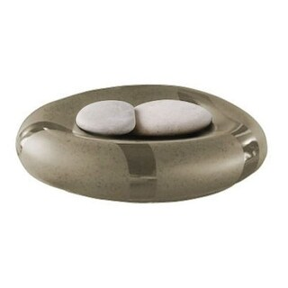 Nameeks 5011 Gedy Collection Wall Mounted Soap Dish (Option: Beige Finish)