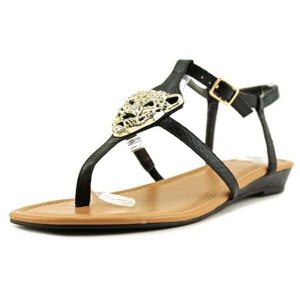 Thalia Sodi Elba Women Black Sandals