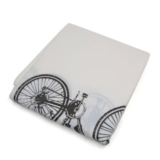 Link to Waterproof Bicycle Rain Cover Dust Garage Outdoor Scooter Protector - White Similar Items in Cycling Equipment