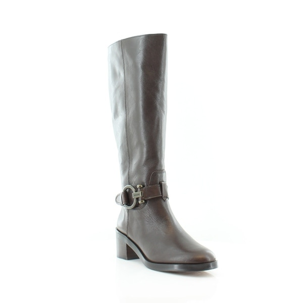 Coach Carolina Extended Women's Boots Chestnut