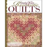 Leisure Arts-Quick & Easy Romantic Quilts