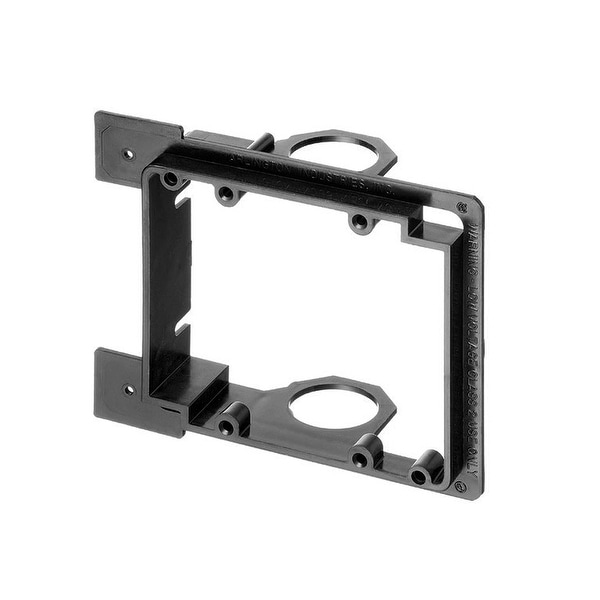 Arlington™ LVMB2 Dual Gang Low Volt Mount Bracket for New Construction