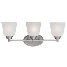 Millennium Lighting 3223 Franklin 3 Light Bathroom Vanity Light