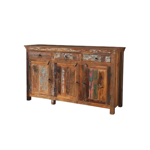 Mankato Transitional Wood Accent Cabinet