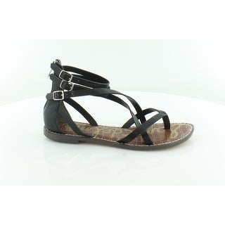 Sam Edelman Gallagher Women's Sandals Black