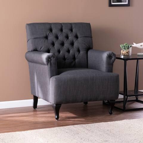 Copper Grove Amberton Traditional Fabric Armchair