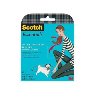 Scotch Essentials Lint Lifting Pocket Pack