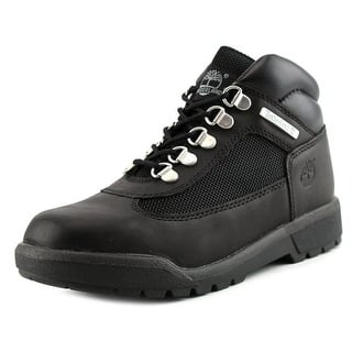 Timberland Field Boot Round Toe Leather Hiking Boot https://ak1.ostkcdn.com/images/products/is/images/direct/344c0c6dc4842e20e0079dc6cbd89d4c2357b827/Timberland-Field-Boot-Youth-Round-Toe-Leather-Black-Hiking-Boot.jpg?impolicy=medium