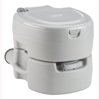 Shop Coleman Large Camping Flush Toilet Free Shipping
