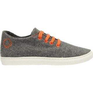 Baabuk Sneaker Light Grey/Orange
