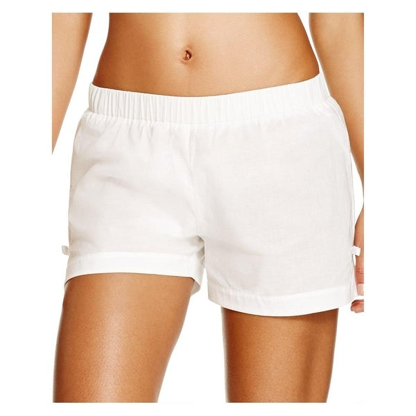 Shop Kate Spade Womens Shorts Swim Cover-Up Cotton Lightweight - Free  Shipping On Orders Over  45 - Overstock - 14989578 c043a5f45