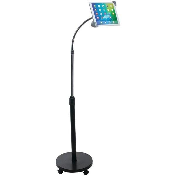 Cta Digital Pad-Sgf Ipad(R)/Tablet Security Gooseneck Floor Stand