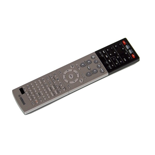 OEM Yamaha Remote Control Originally Shipped With RXV775WA & RX-V775WA