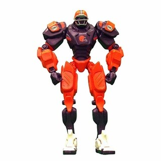 """NFL Cleveland Browns 10"""" Cleatus Fox Robot Action Figure - multi"""