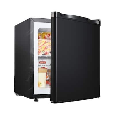 1.1 Cubic Feet,Compact Single Door Upright Freezer