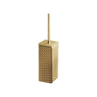 Link to Nameeks 6733 Gedy Free Standing Toilet Brush Holder Similar Items in Bath