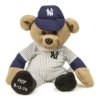 New York Yankees Mickey Mantle Collectible Bean Bear Plush