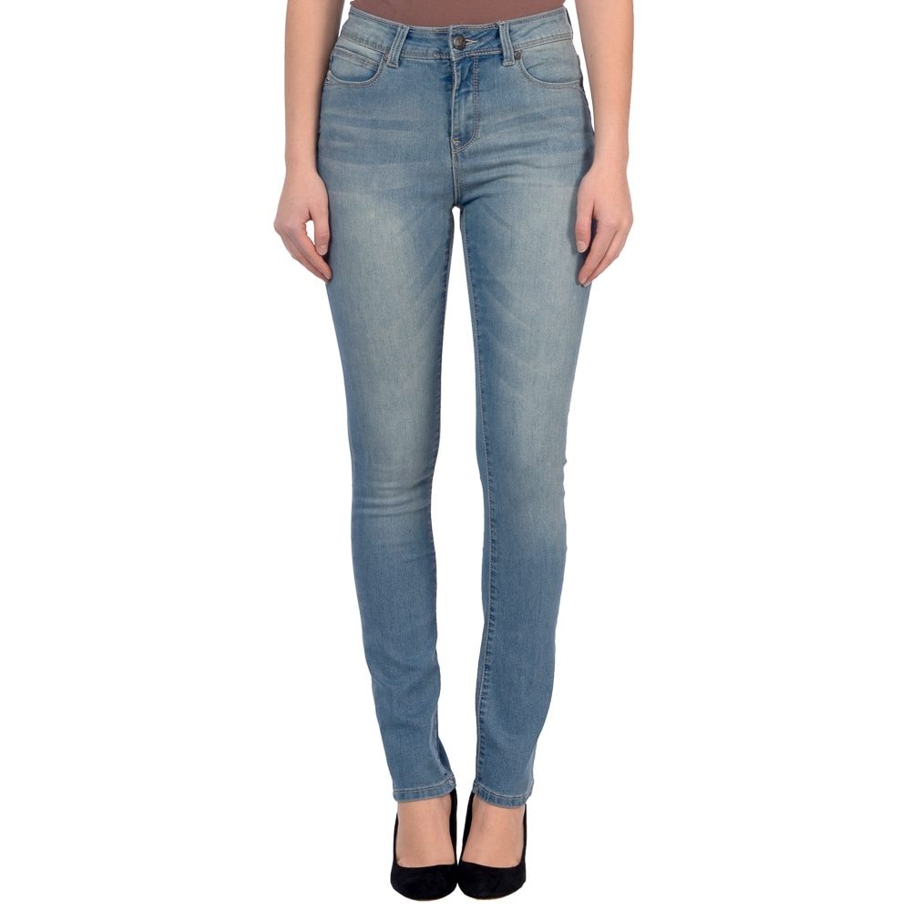 Lola Jeans Kate-MLB, High Rise Straight Leg Jeans With 4-Way Stretch Technology - Thumbnail 0