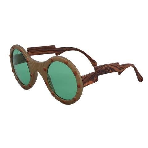 Steampunk Gizmo Costume Glasses - Brown