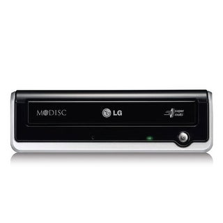 Lg Electronics Ge24nu40 Super-Multi External 24X Dvd Rewriter With M-Disc Support