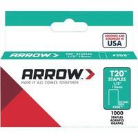 "Arrow Fastener 1/2"" Staple 208 Unit: EACH"