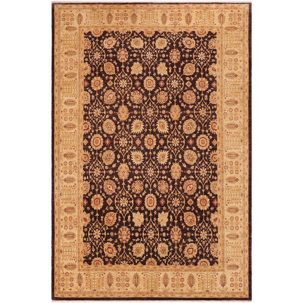 Shabby Chic Ziegler Raquel Hand knotted Rug - 9'11 x 13'11 - 9 ft. 11 in. X 13 ft. 11 in.. Opens flyout.