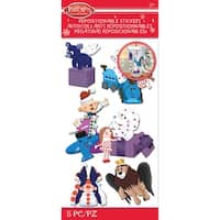 Misfit Toys - Rudolph The Red Nosed Reindeer Stickers