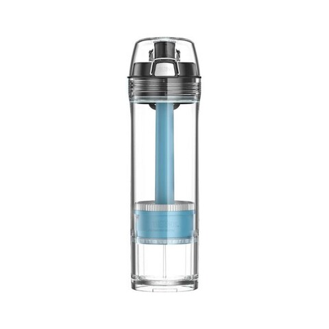 Thermos 22 Oz Tritan Water Filtration Bottle (Clear)
