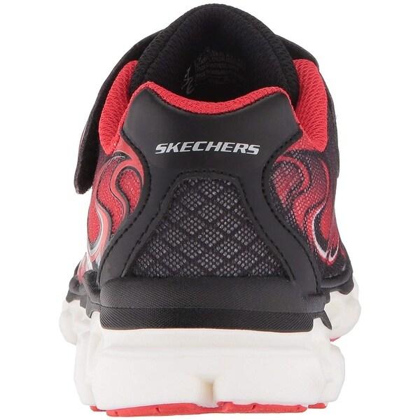 skechers kids boys skech rayz secret lights sneaker
