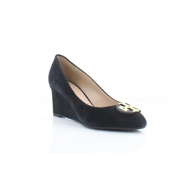 906b40c89 Shop Tory Burch Luna Women s Heels Black - 7 - Free Shipping Today ...