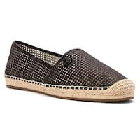 179be400569 MICHAEL Michael Kors Womens Kendrick Slip On Closed Toe Espadrille Flats