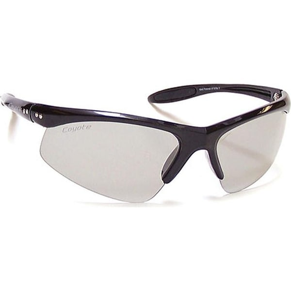 b34d66e9cc3a Shop Coyote Eyewear Shifter II Performance Polarized Sunglasses Black Photo  Gray - US One Size (Size None) - On Sale - Free Shipping Today - Overstock  - ...