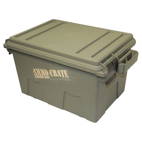 MTM Ammo Crate Utility Box 890 Army Green