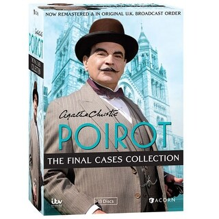 Agatha Christie's Poirot: The Final Cases Collection - Dvd
