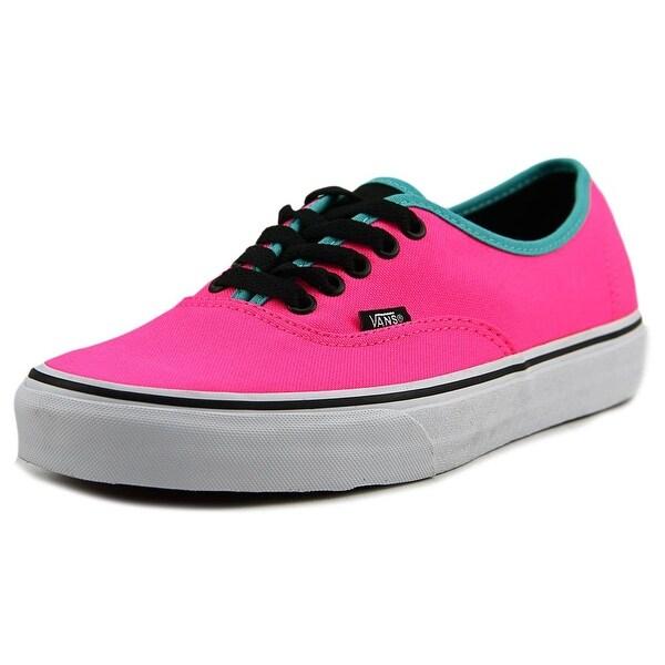Vans Authentic (C&L) SI Round Toe Canvas Sneakers