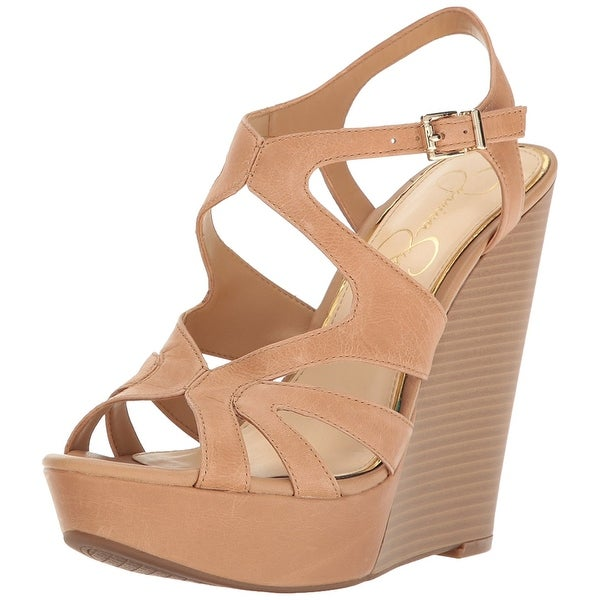 Jessica Simpson Women's Brissah Wedge Sandal