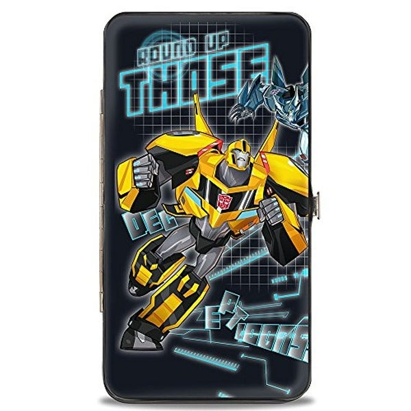 Buckle-Down Hinge Wallet - Transformers