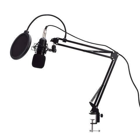 Live Audio Equipment Condenser Microphone