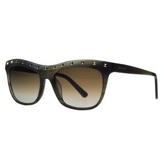 Valentino V 650/S 305 Khaki Wayfarer Sunglasses - 54-17-135