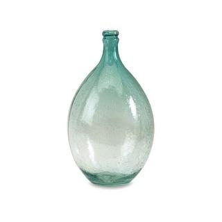 IMAX Home 63023 Amadour Medium Bubble Glass Bottle