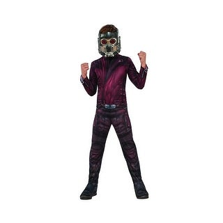 Guardians Of The Galaxy Vol 2 Star Lord Costume Child  sc 1 st  Overstock.com : kids fighter pilot costume  - Germanpascual.Com