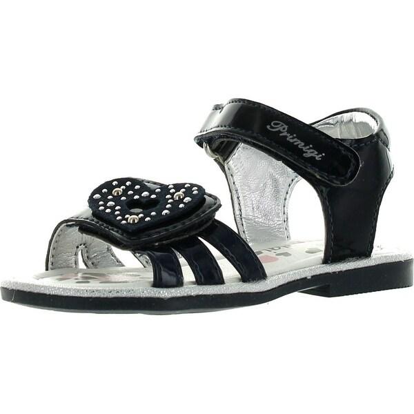 Primigi Girls Eufrasia Fashion Sandals - White Patent