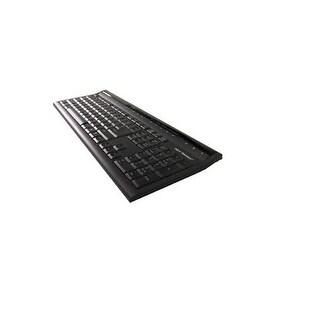 Keytronic Keyboard K9.3 Slim Full Size Usb 9Multimedia / Internet Keys Black
