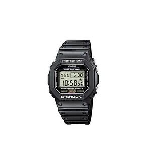 Casio Men's G-Shock Classic Black Digital Watch