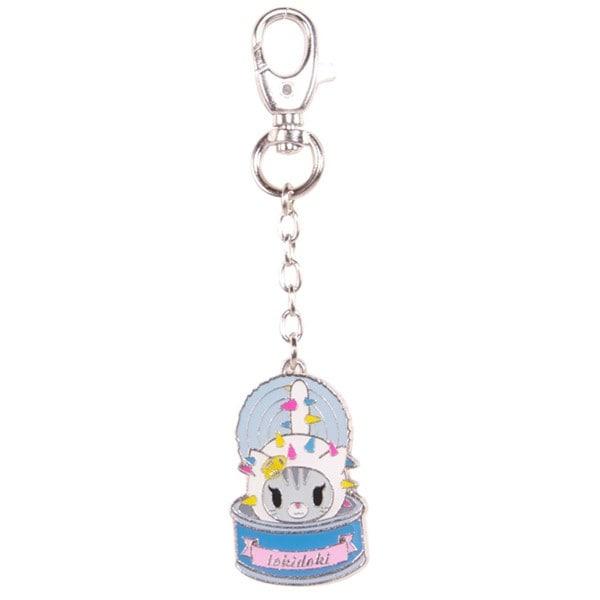 "Tokidoki Buffet 1"" Keychain Figure Carina Tuna - Multi"