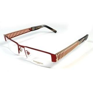 7f192bbe62 Shop Coach Womens HC5079 9258 Gold Metal Rectangle Eyeglasses ...
