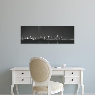 Easy Art Prints Panoramic Images's 'New York NY' Premium Canvas Art