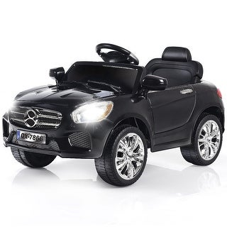 Link to Costway 6V Kids Ride On Car RC Remote Control Battery Powered w/ LED Similar Items in Bicycles, Ride-On Toys & Scooters